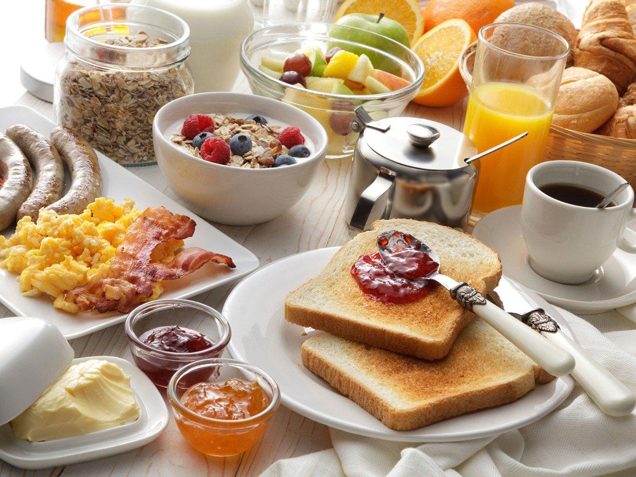 hotel mit Frühstück